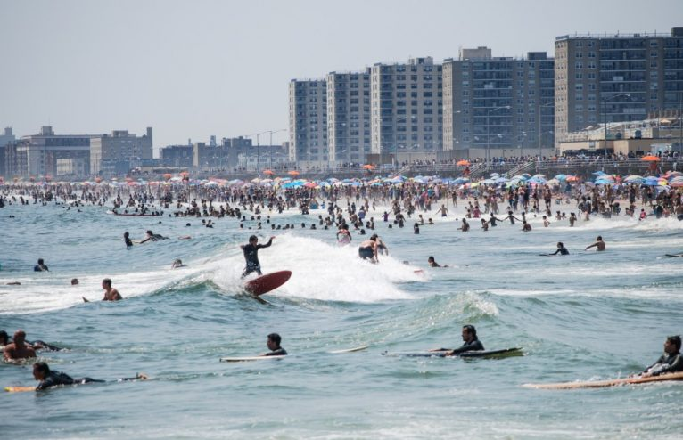 Far Rockaway, a Summer staple for New Yorkers
