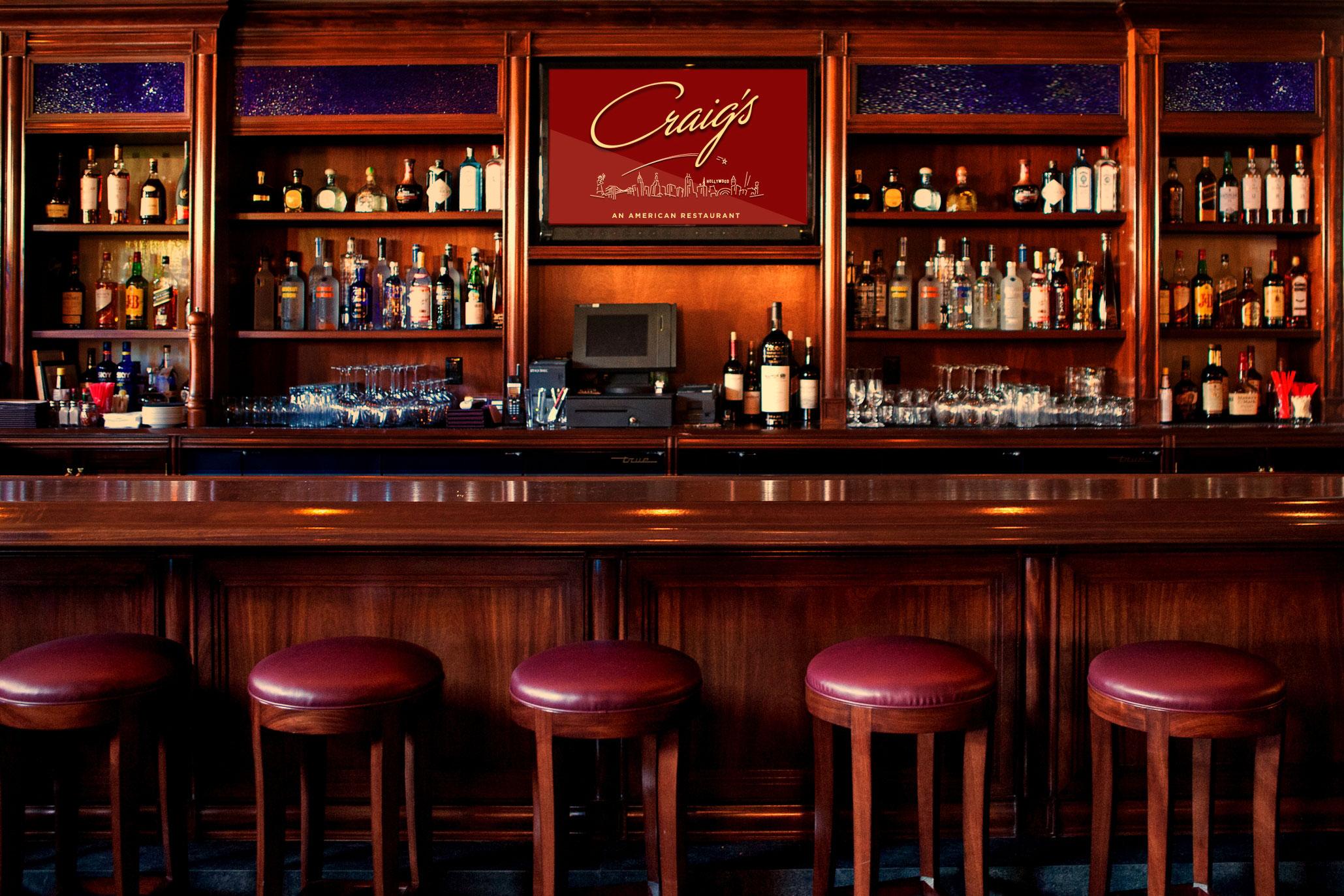 Craig's Restaurant West Hollywood Los Angeles CA Reviews ...