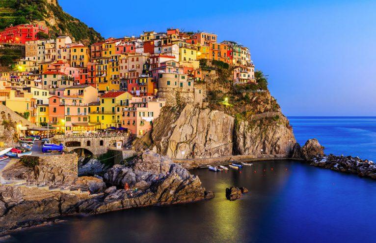 Enchanting Towns of Cinque Terre
