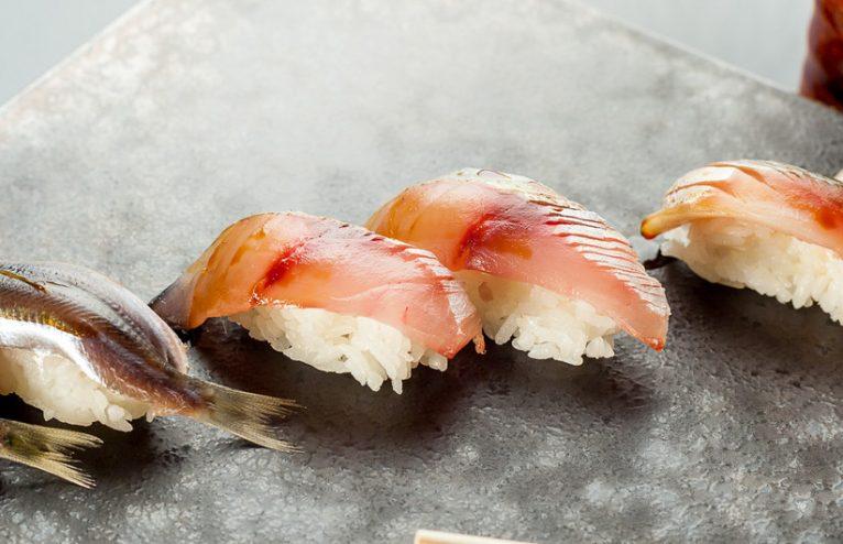 Sushi in Madrid