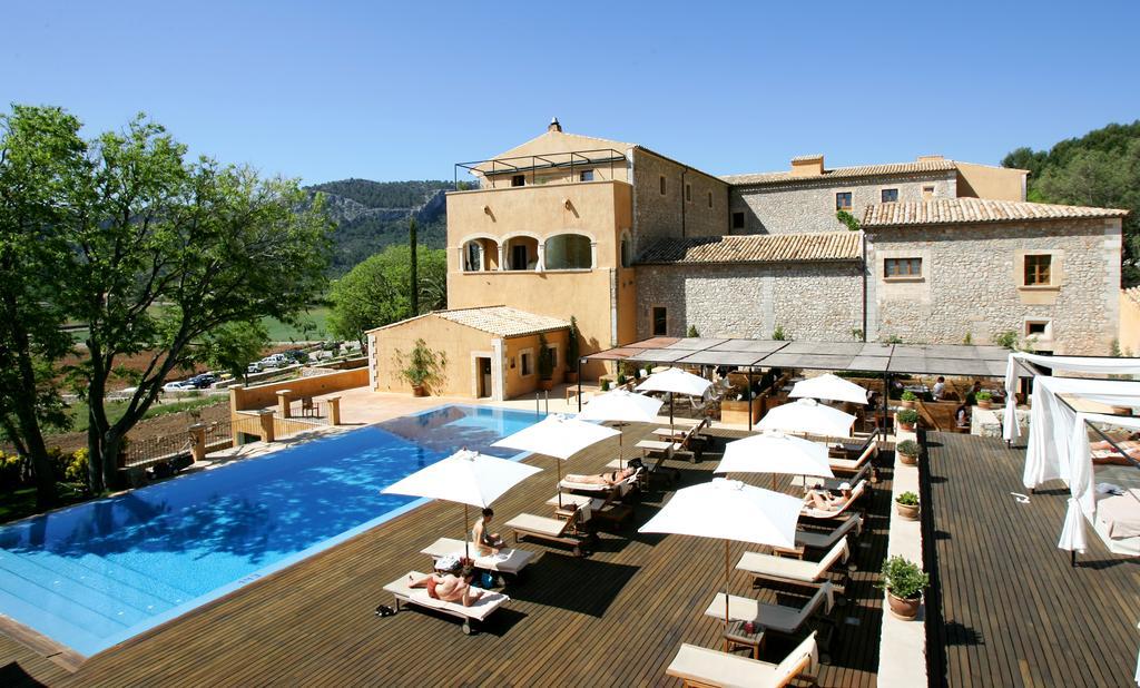 Son brull hotel spa for Designer hotels mallorca