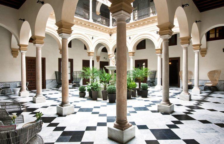 A Palace Fit For your Attention: Hotel Palacio de Villapanés