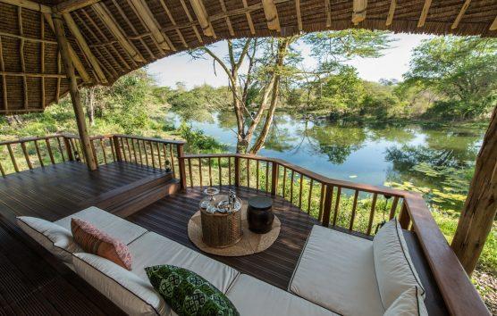 Finch Hattons, Luxury in the heart of Kenya's Tsavo