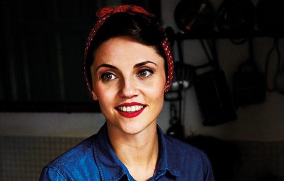 Ukraine and beyond: Meet Olia Hercules, rising star on the London food scene