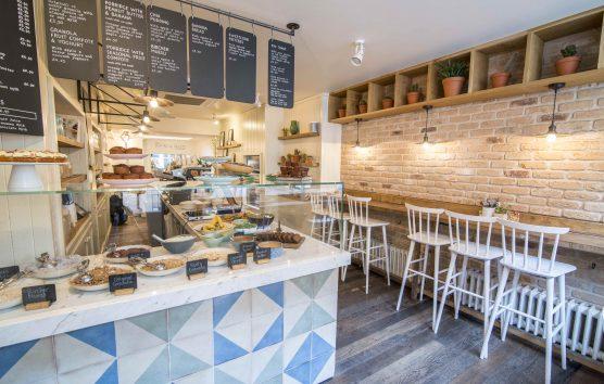 Vegetarian restaurants in London: CF's Top 6