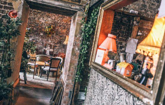 London's Little Nan's Bar makes kitsch cool again