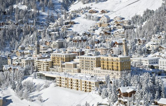 Kulm Hotel St. Moritz: Old World Opulence in Switzerland's Winter Playground