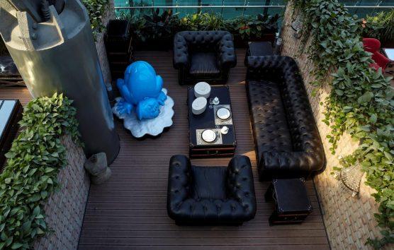 Hotel Eclat: Eccentric Glitz and Glamour in China's coolest art hotel