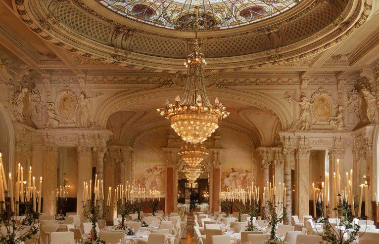 Beau-Rivage Palace: Timeless Elegance on the Banks of Lake Geneva