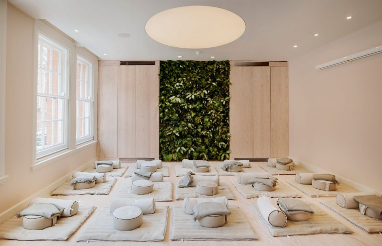 London's first drop-in meditation studio
