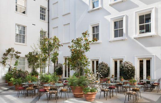 London's best al fresco dining