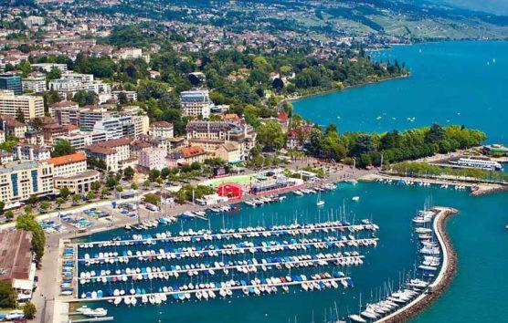 48 Hours in Lausanne, Switzerland