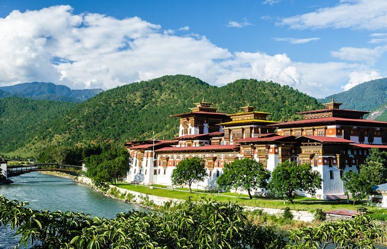 Bhutan – where happiness is a way of life