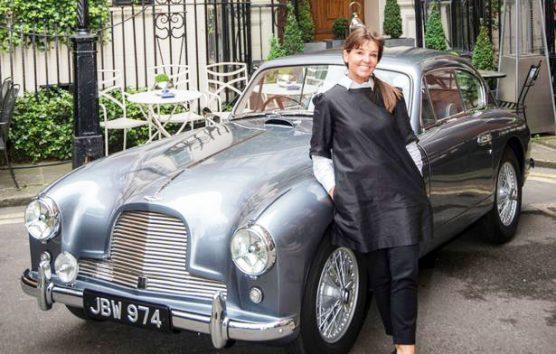 Suitcase Series: Debrah Dhugga in London