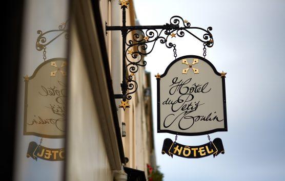 For Sweet Parisian Dreams, Check in to Marais' Favourite Hotel