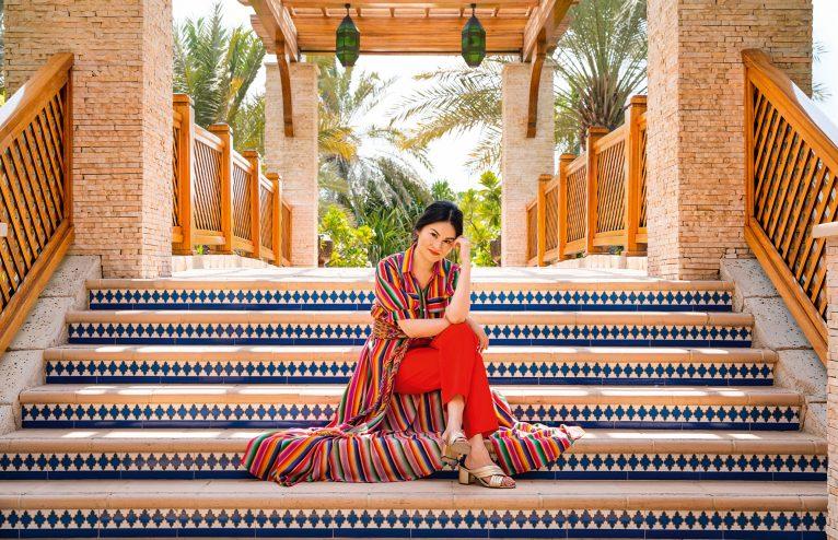 Suitcase Series: Alison Tay in Dubai