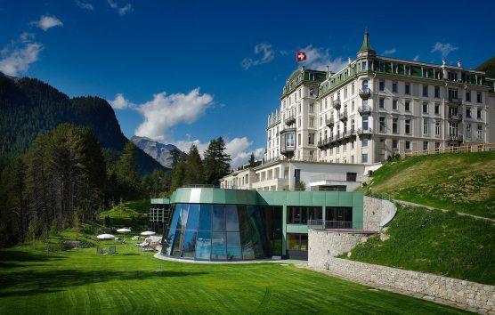 5-Star Alpine tranquility: Grand Hotel Kronenhof