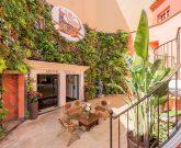 Visiting Hotel Byblos, St Tropez's Celebrity Playground