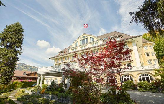 Le Grand Bellevue: The Gstaad Landmark Redefining Luxury