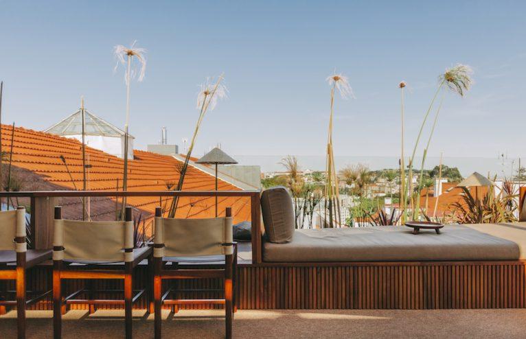 Meet The Thoroughly Modern Vintage Hotel, Lisbon