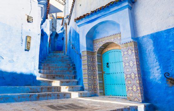 Top 5 Destinations to Find Pantone's 2020 Colour Classic Blue