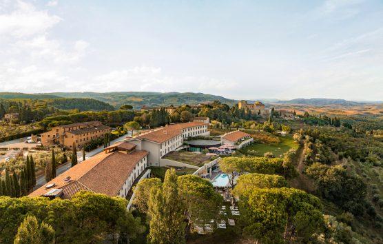 Win A 2-Night Stay At Hotel Il Castelfalfi, Tuscany