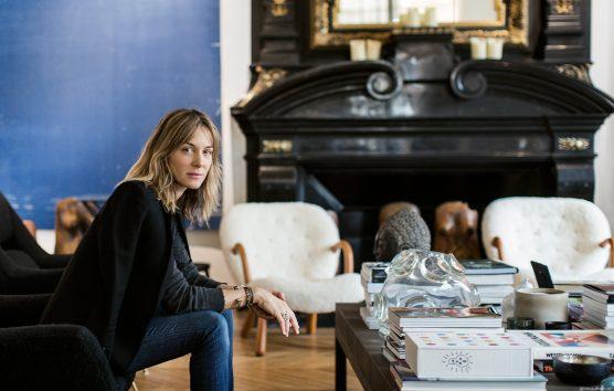 Suitcase Series: Cecilia Bönström, Creative Director Of Zadig&Voltaire