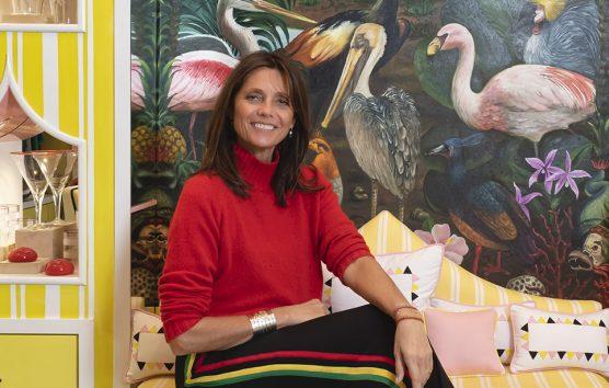 Suitcase Series: Debbie Von Bismarck Founder Of Debonnaire