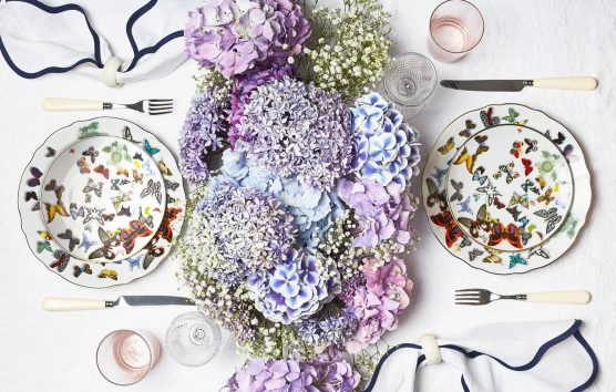 Make A Meal Of It: Tablescaping Your Dinner For Two