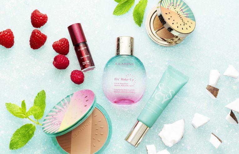 Sun-Kissed Summer Essentials From Clarins