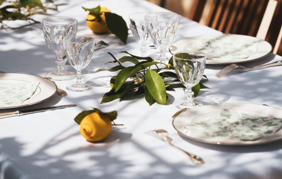 All You Need To Host The Perfect Summer Dinner Party