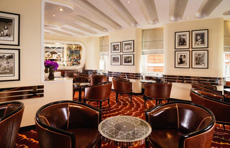 A Seat At The Bar: American Bar, The Savoy, London