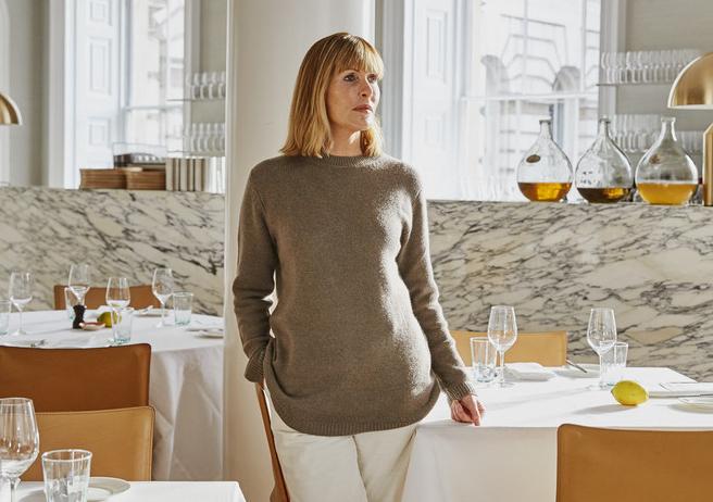 The Chef's Table: Skye Gyngell