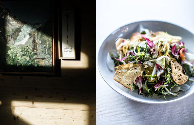 Signature Recipe: Summer Salad By Alpaga's Anthony Bisquerra