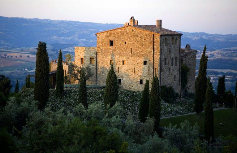 Signature Recipe: Castello Di Vicarello's Tortelli