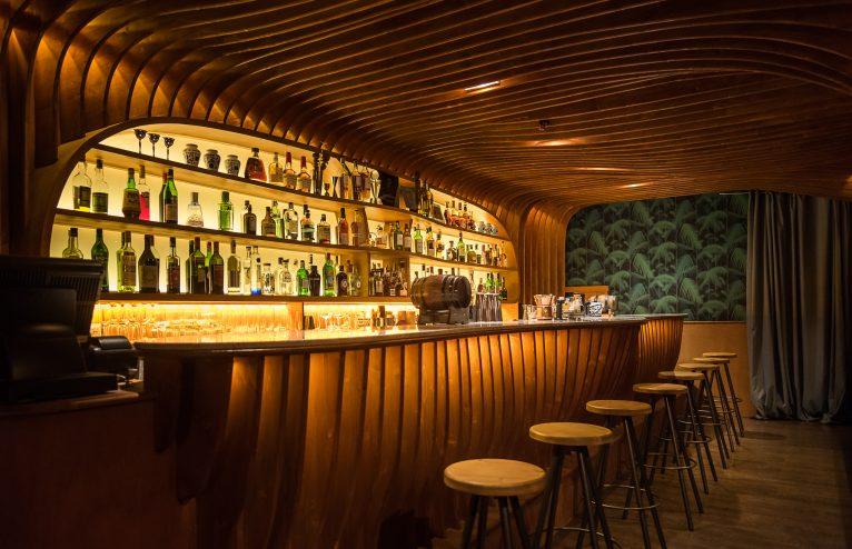 A Seat At The Bar: Paradiso, Barcelona