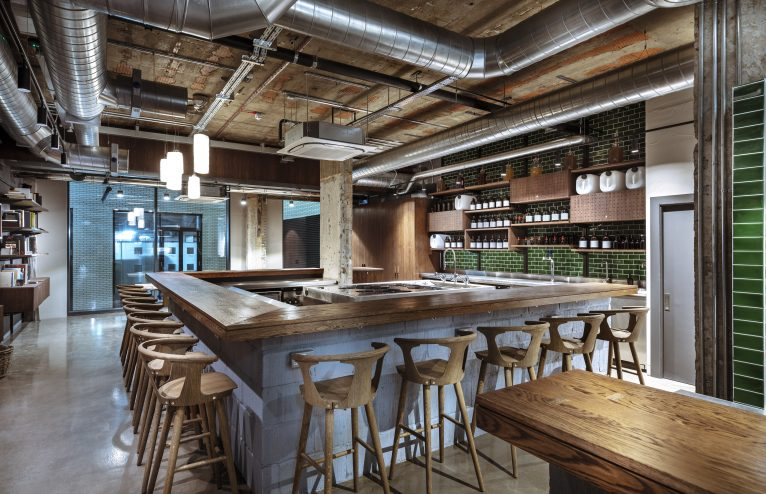 A Seat At The Bar: Tayer + Elementary, London