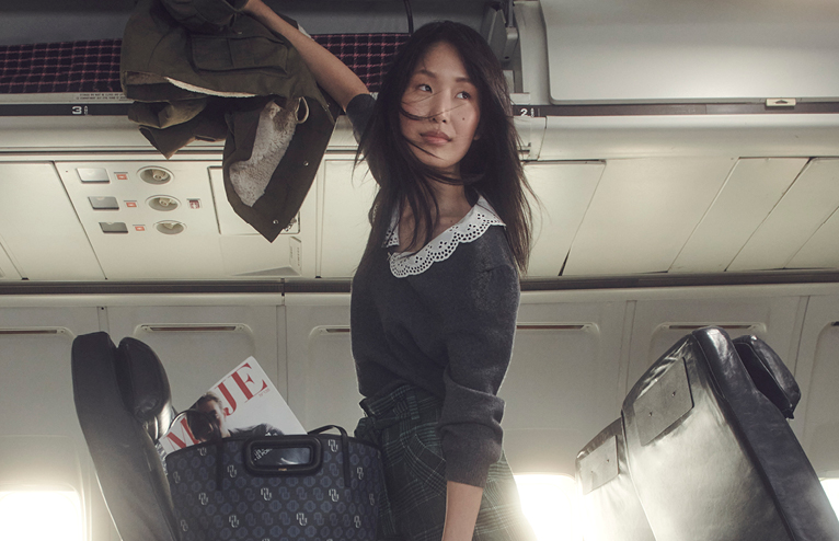 First Class Fashion: What To Wear For A Flight Upgrade