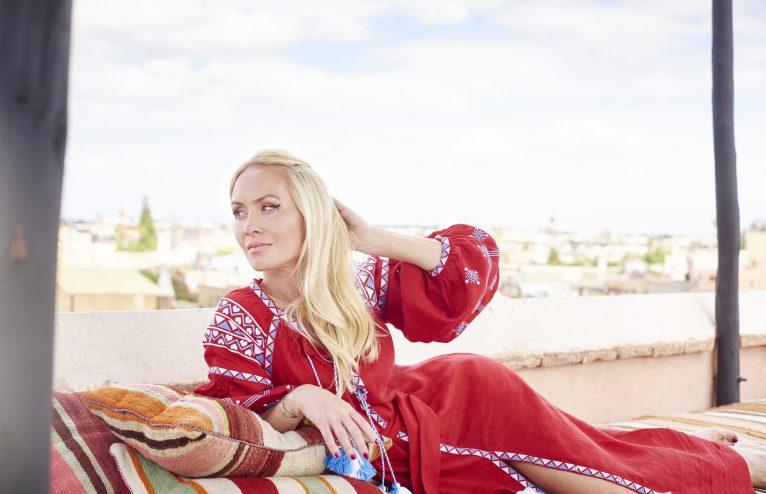 The Beauty Haul Diaries: Amy Christiansen of Sana Jardin