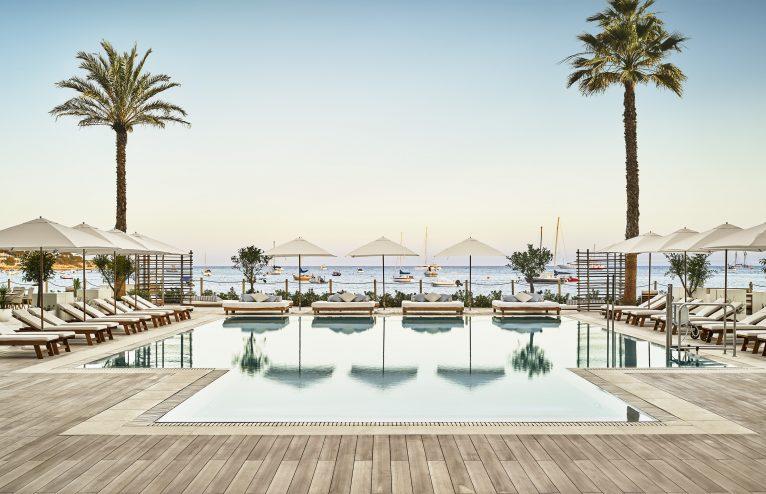 Nobu Hotel Ibiza Bay: Where Elegance Meets Beach Bohemia