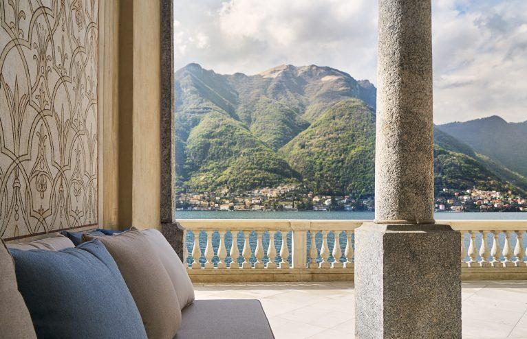 Checking In: Villa Lario, Lake Como, Italy